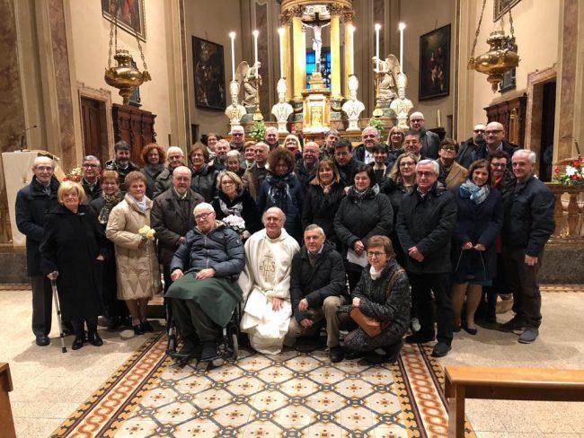 Anniversario Di Matrimonio Lombardia.Arcore Oltre 70 Coppie Di Sposi In Festa Per L Anniversario Di