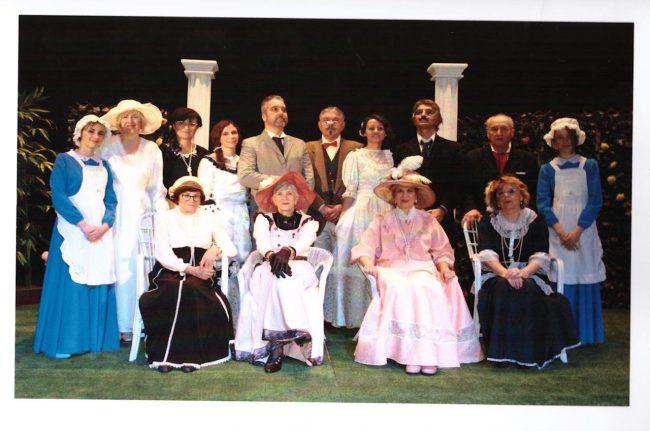 Gruppo Teatro Agorà in scena per la Protezione civile