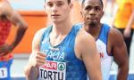 Filippo Tortu è pronto a infiammare la pista di Ancona
