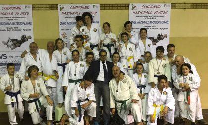Globalfitart organizza il campionato interregionale di ju-jitsu