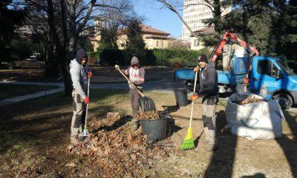 A Seregno dopo tre anni riapre il parco in centro città