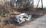 Ancora rifiuti e discariche abusive nel parco di Lissone