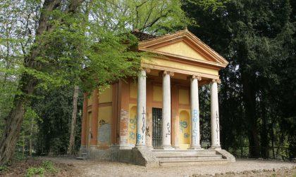Tempietto nei Giardini Reali, è il momento del riscatto