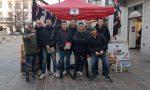 """Forza Nuova scende in piazza: """"Basta con i politicanti dei selfie"""" FOTO"""