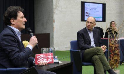 """Enrico Letta a Monza: """"Brianza, un brand internazionale"""" - FOTO"""