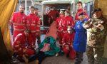 Due morti in piazza ma è una simulazione della Croce Rossa VIDEO