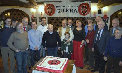 La carica dei 105 alla cena sociale Gilera FOTO
