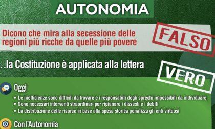 """Grimoldi e Cecchetti: """"L'autonomia è una priorità"""""""