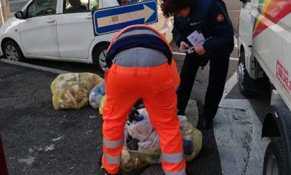 """Rifiuti abbandonati, """"Polizia locale di Arcore e Cem non perdonano"""""""