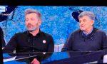 Il lecchese Riccardo Gatti (Open Arms) ospite da Fazio su Rai 1 FOTO E VIDEO