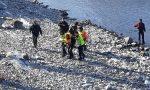 Ammaraggio d'emergenza, aereo ultraleggero si inabissa nel lago