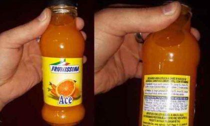 Fruttissima Ace richiamato: potrebbe avere dentro pezzi di vetro