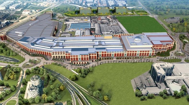 Stop Monza Cinisello Balsamo Auchan centro commerciale