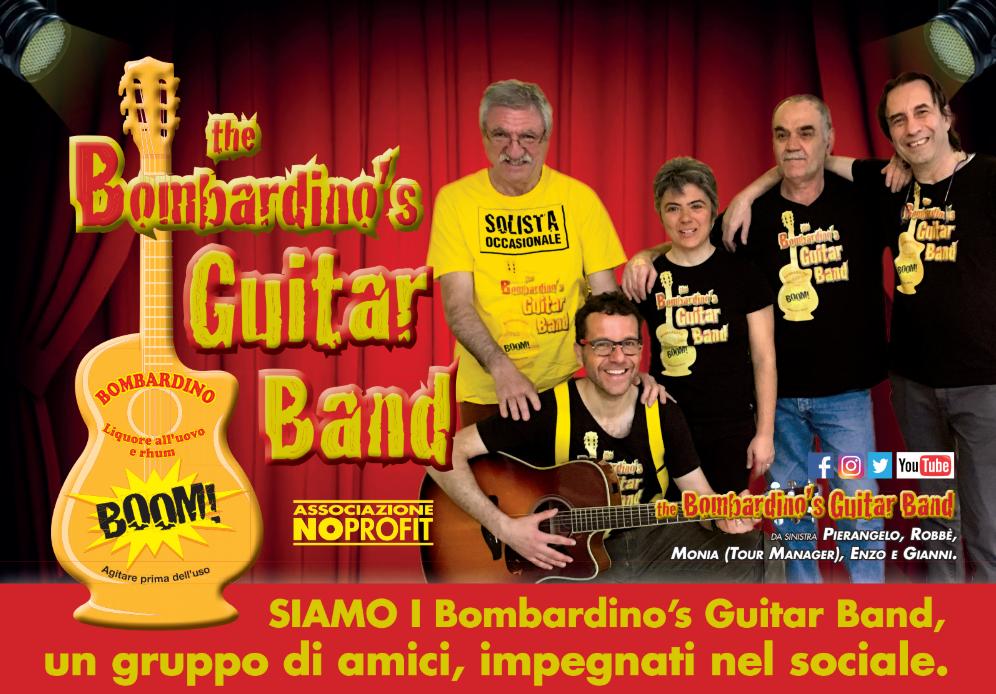 The Bombardino's Guitar Band
