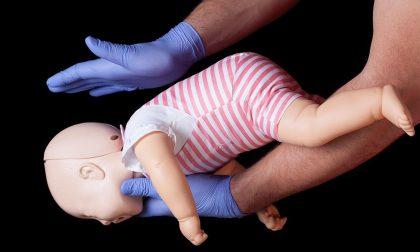 A Carate un corso gratuito di disostruzione pediatrica