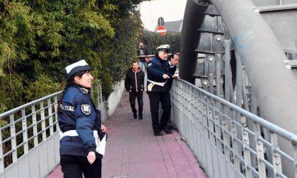 """Riaperto il ponte sul fiume Seveso """"E' stato un falso allarme"""""""