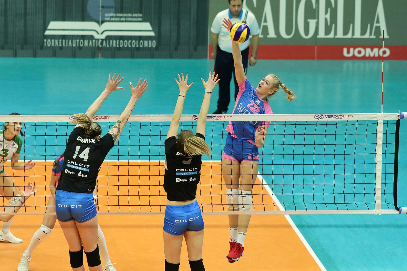 Vero Volley pallavolo Hanna Orthmann