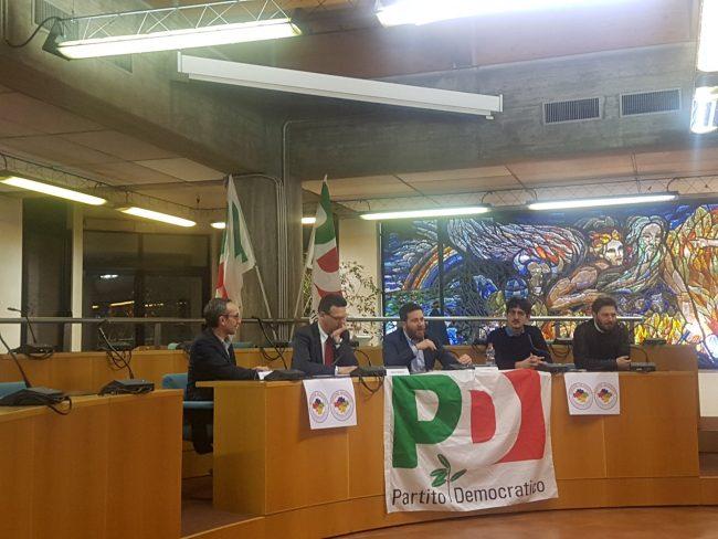 presentazione candidato PD a Giussano