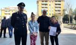 Due bimbi scrivono al sindaco di Villasanta per il problema parcheggi in via Mameli VIDEO