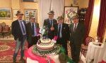 Alpini di Carate in festa con il presidente nazionale