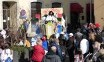 Tripudio di colori nel Carnevale di Carate FOTO