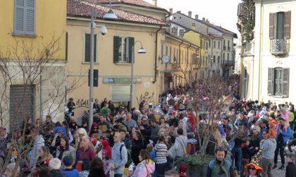 Il clima protagonista del Carnevale 2020 a Carate Brianza