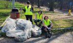Tregasini ripuliscono il Bosco del Chignolo