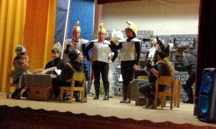Genitori da applausi a Vergo Zoccorino VIDEO