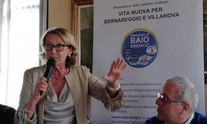 Disavventura per l'ex senatrice Baio all'aeroporto di Roma