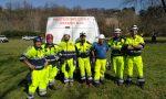 Verano, 1° Trofeo Cuore della Brianza con i volontari della Protezione civile