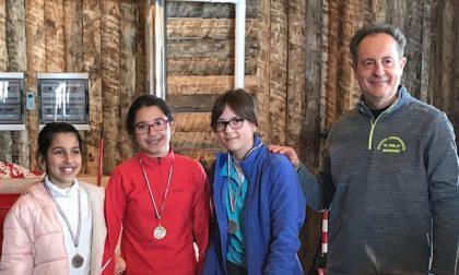 Giussano, gare sci e premiazioni per gli studenti