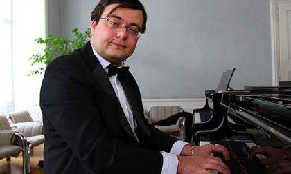 Il pianista Slava Grokhovsky in concerto a Monza