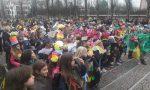 """Carnevale d'arte alla """"Don Milani"""" di Vimercate VIDEO E FOTO"""