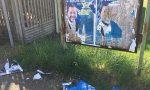 """Strappati i manifesti di Salvini; Lega: """"Soliti rosiconi"""""""
