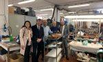 Giussano:  Fabrizio Sala in città, per il tour  tra le eccellenze imprenditoriali lombarde