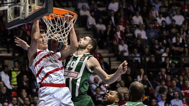La pallacanestro dei grandi d&#8217&#x3B;Europa riempie il PalaBancoDesio