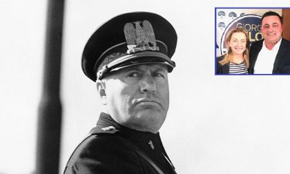 """Il leader di Fratelli d'Italia """"ricorda"""" la morte del dittatore Mussolini"""