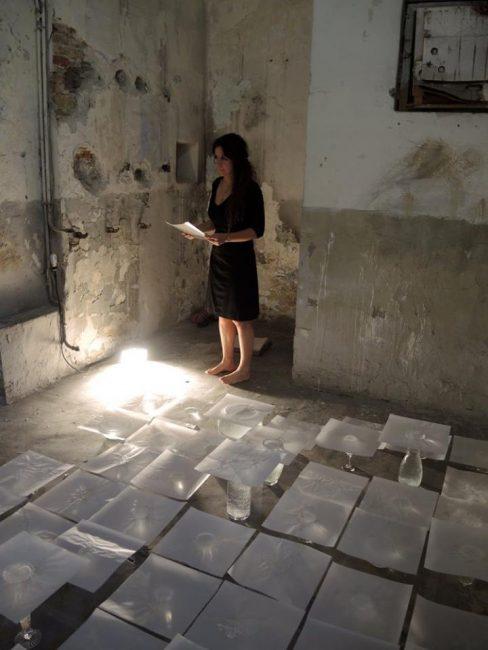 Mostra e performance di arte contemporanea nella chiesa di San Biagio a Triuggio