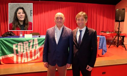 """Caos in Forza Italia: """"Ilaria Adamo non sarà candidata al Consiglio"""""""