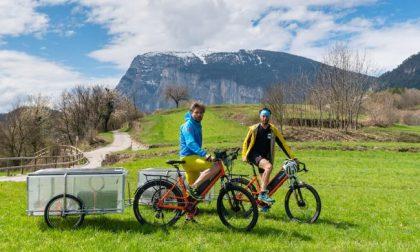 Oltre 10mila chilometri per arrivare in Cina in bicicletta