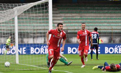 Monza-Rimini Serie C, 3 a 0. L'espulsione di Alimi spiana la strada ai biancorossi