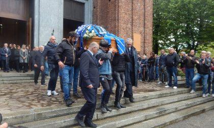 Meda saluta Mino Favini: in tantissimi presenti ai funerali