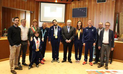 Premiati i campioni e gli atleti delle Special Olympics – FOTO
