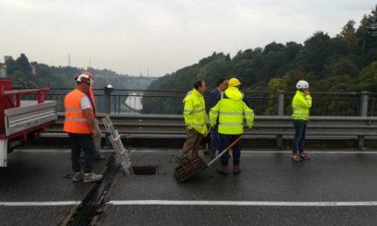 Ponte di Trezzo chiuso. Da martedì via ai lavori