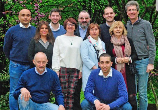 Camparada, ecco la squadra dei candidati di Mariangela Beretta