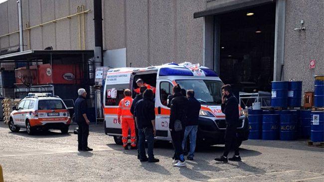 Tragedia sul lavoro a Sulbiate: muore operaio di soli 25 anni FOTO