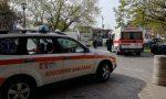 Accusa un malore in banca, arrivano ambulanza e automedica