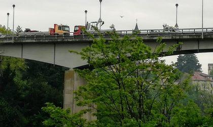 Nuovo rinvio ai lavori, il ponte di Trezzo chiude da sabato 27 aprile