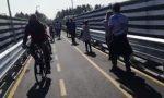 Tutti pazzi per il Ponte di Paderno: dopo la riapertura il San Michele è una attrazione VIDEO