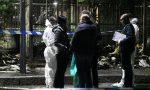 Cadavere mutilato e bruciato: fermati due colombiani